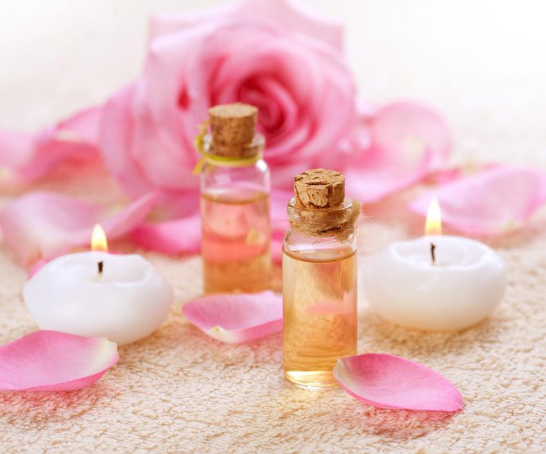 Aromaölmassage bei Inshera Thai-Massage Relaxion in Weinheim
